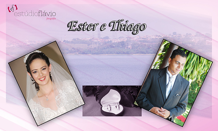 Álbum Thiago e Ester