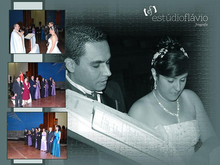 Álbum Rafael e Lilian