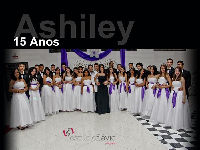 ÁLBUM ASHILEY – 15 ANOS